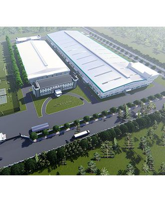 A New Factory Build Up in Vietnam !
