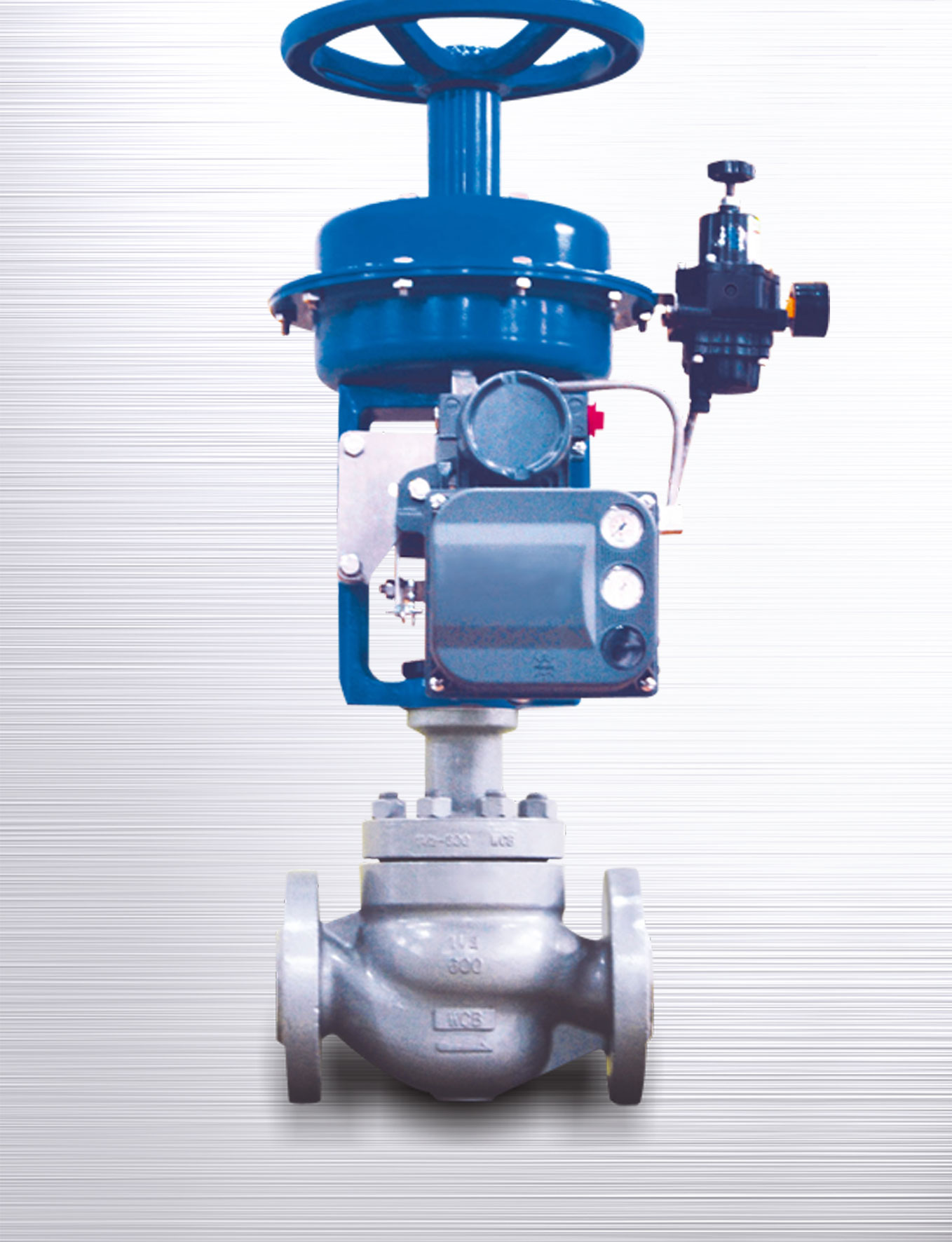 Low Noise Cage Control Valves